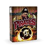 Pirates Playing Card Game
