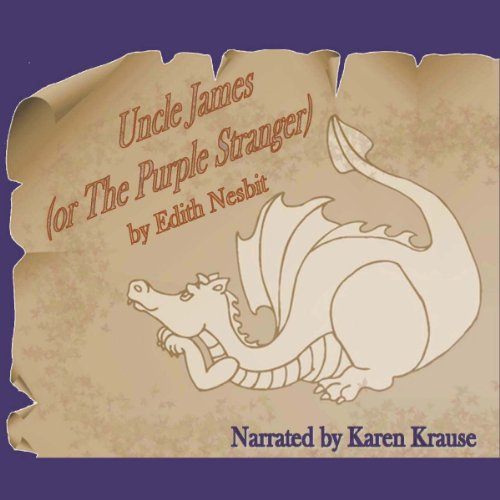 Uncle James audiobook cover art