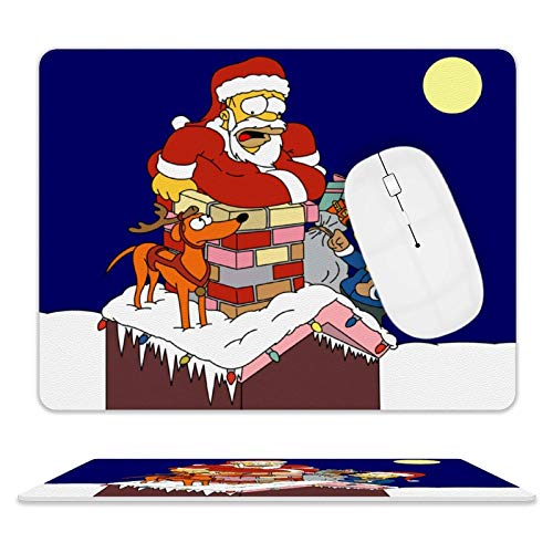 Nipple Gaming, Office Desk Accessories, Laptops, and Other Edge Stitched Mouse Pads, 3D Non-Slip, Waterproof and Durable Rectangular Mouse Pads