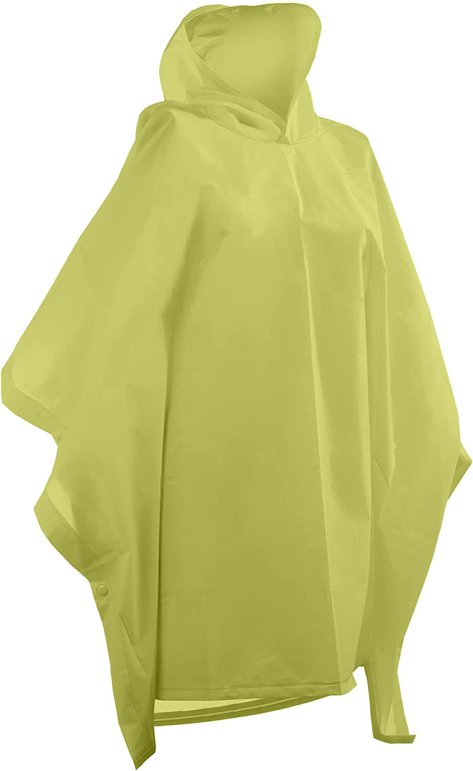 totes Unisex Kids Rain Poncho, lightweight, reusable, and packable on the go rain protection