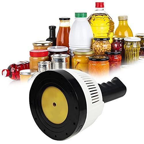HAIT Automático Electromagnética Máquina de Sellado, Inducción Tapa Sellador de Aluminio para Botellas con Memoria de Apagado, 20-100 mm / 0,7-3,94 Vueltas / 2-13cm / 0,79-6,30 Pulgadas,2~13CM