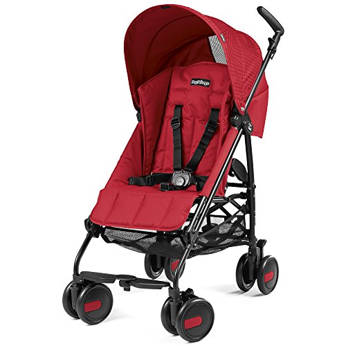Peg Perego BPMAX7GRED Buggy Pliko Mini, Geo Red
