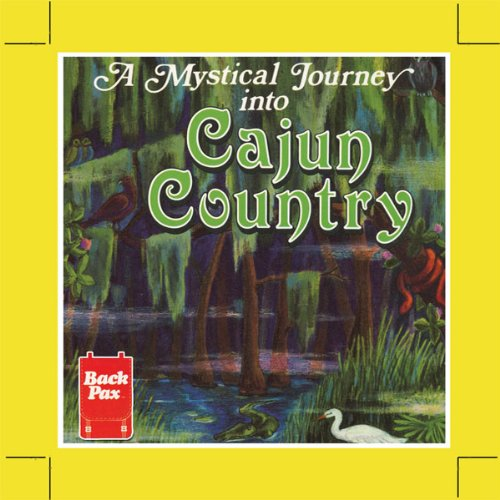 Cajun Country audiobook cover art