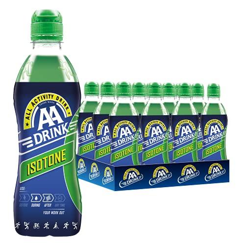 AA Drink Isotone 0,5L (24 flesjes, incl. statiegeld)