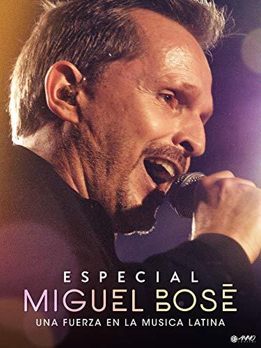 Especial Miguel Bosé