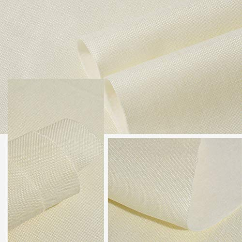 YCLOTH Revestimiento de Pared Moderno, Revestimiento de Pared de Color sólido de Lino Antifouling Impermeable, Sala de Estar Dormitorio Dormitorio Etiqueta de la Pared-1 m2-B