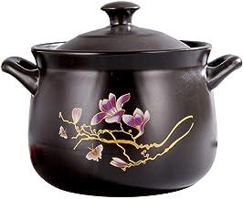 Cooker Pot Casserole Handmade soup pot clay pot earthen pot onion soup pots soup pot suitable for induction cooker round c...