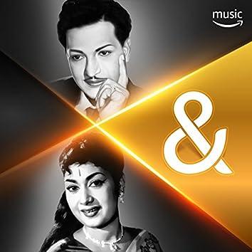 N. T. Rama Rao & Savitri: TOGETHER