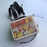 Mdsfe Bolsos de Hombro Bolsos Mujer Bolsos de diseñador de Marcas Famosas para Mujeres 2020 Marc Small Snapshot Camera Crossbody Bags - box4