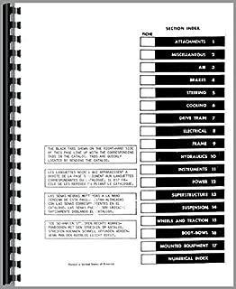International Harvester TD20E Crawler Parts Manual (All SN#)