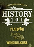 College Essentials History 101 - Platoon, Dances with Wolves, Windtalkers  *NEW*