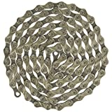 KMC X9 Silver/Black 9 speed Chain, 6.6mm by KMC