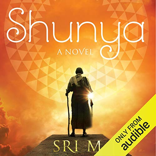 Shunya audiobook cover art