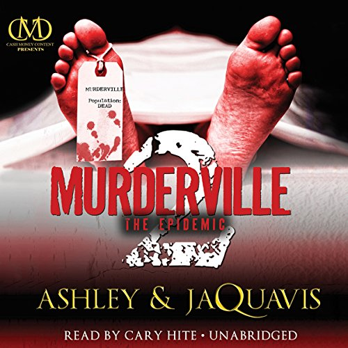 Murderville 2 audiobook cover art