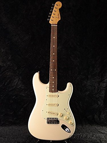 Fender Japan Exclusive Series / Classic 60's Stratocaster VWH Color blanco