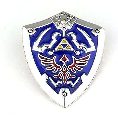 Zelda Peripherer Game The Legends of Zeldas - Broche de aleación para mujer, con alfileres de metal