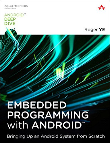 Embedded Programming with Android: Bringing Up an Android System from Scratch (Android Deep Dive) (English Edition)