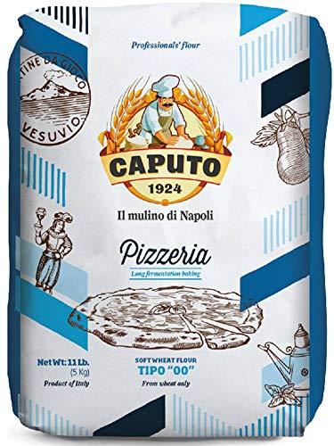 Antimo Caputo Pizzeria Flour (Blue) 11 LB Bag