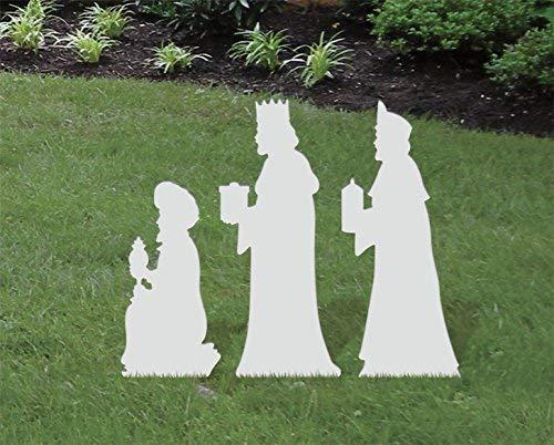 Front Yard Originals Medium Three Kings ADD-ON Set