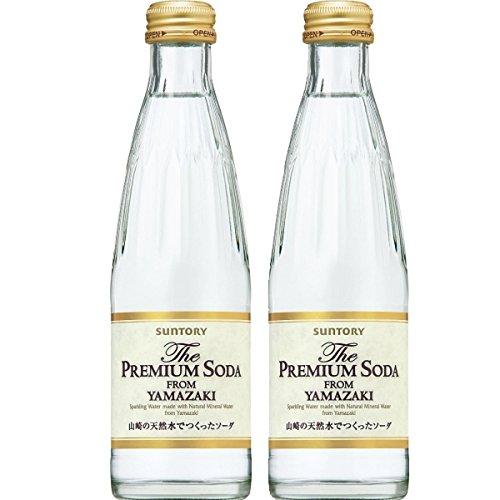 サントリー ザ・プレミアムソーダ YAMAZAKI 240ml×48本 瓶