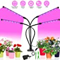Grow Lights for Indoor Plants,60W Led Plant Lights,Shengsite 2019 Upgraded Full Spectrum Plant Lamps for Indoor House Plants