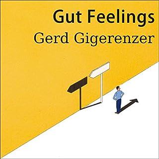 Gut Feelings audiobook cover art