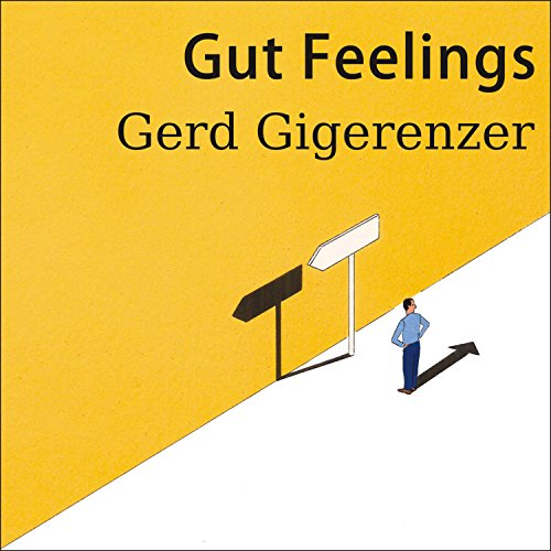 Gut Feelings audiobook cover art