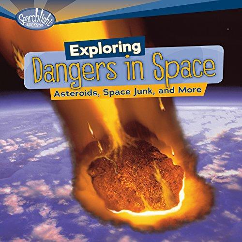 Exploring Dangers in Space audiobook cover art