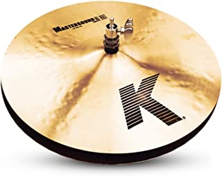 Zildjian 14 Inch K Mastersound Bottom Hi Hat - Zildjian K0911