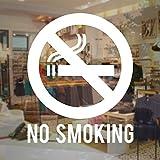 SLQUIET Magasin Ne Pas Fumer Signer Vinyle Decal Amovible Home Decor Salon Sticker...
