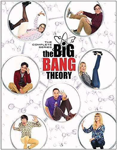La teoría del Big Bang: La serie completa, 1-12 (DVD)