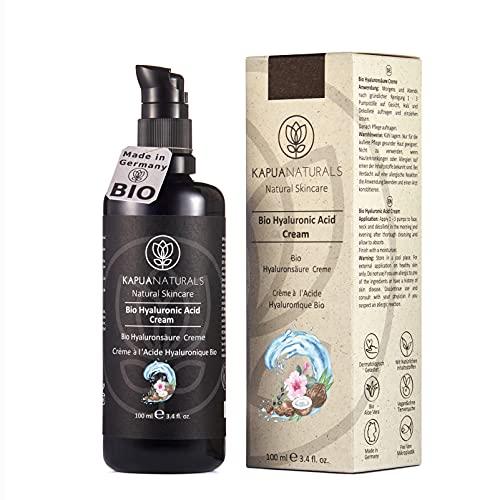 Kapua Naturals -  Bio Hyaluron Creme -
