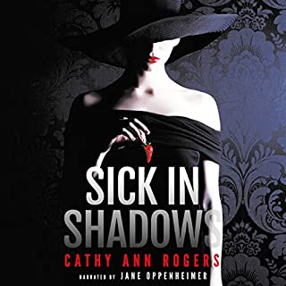 Sick in Shadows audiobook cover art