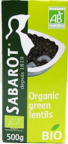 フランス製 緑レンズ 豆 500g(常温)