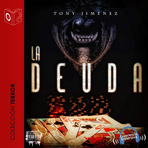 La deuda [The Debt] audiobook cover art