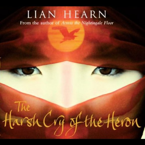 Harsh Cry of the Heron audiobook cover art