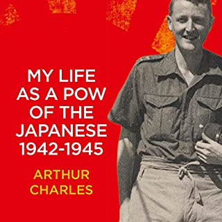 My Life as a POW of the Japanese 1942-1945 cover art