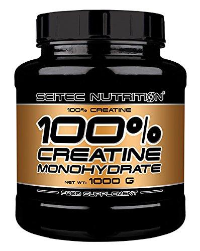 Scitec Nutrition 100% Creatine Monohydrate Powder - 1000 g