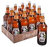 Maeloc Sidra Dulce Ecológica - 12 botellas x 750 ml