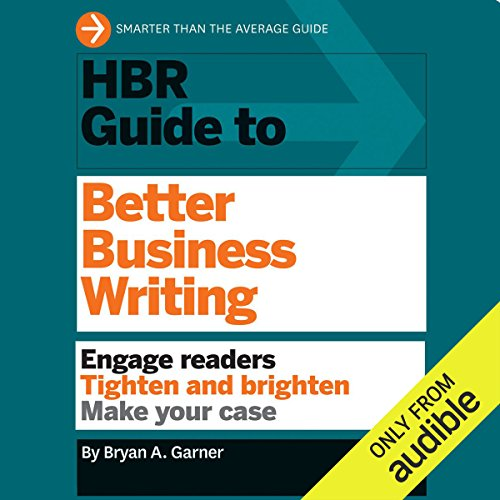 HBR Guide to Better Business Writing Titelbild