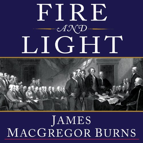 Fire and Light audiobook cover art