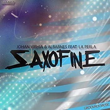 Saxofine (feat. La Perla)
