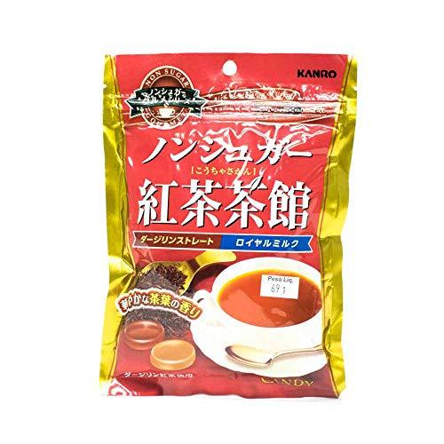 カンロ ノンシュガー 紅茶茶館72g