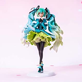 Asdfnfa Anime Handmade Model Holiday Gift Character Statue Toy Doll Crafts 20 cm