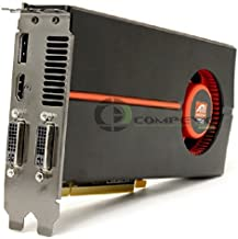 HP 603498-001 Graphics Card - Shelby J Radeon HD 5770 1G ATX