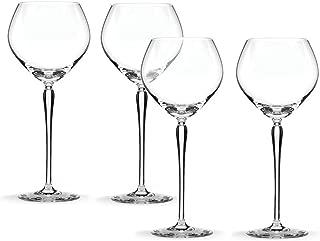 kate spade new york Bellport 12 Ounce Wine Glass, Set of 4
