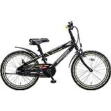 ブリヂストン 子供用自転車 クロスファイヤーキッズ CKS186 ブラツク