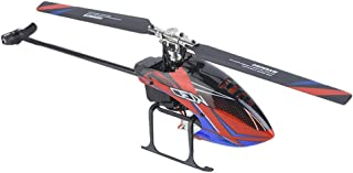 VGEBY1 Electric RC Helicopter, Brushless Flybarless Helicopter Toy Rechargeable Helicopter for Children