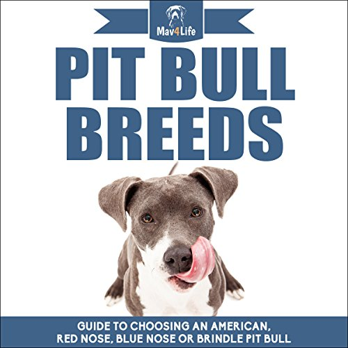 Pit Bull Breeds audiobook cover art
