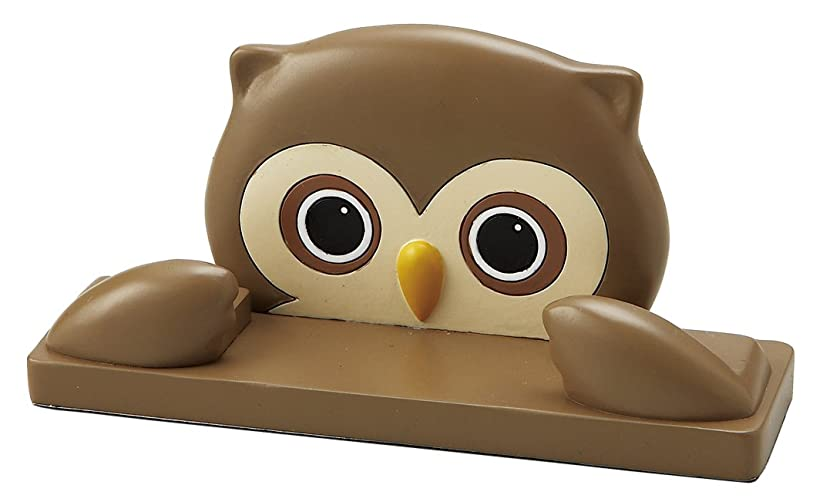 Owl of Wisdom ふくろう メガネスタンド 854-205